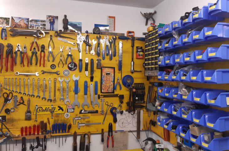 #reparaturspaziergang: Von der rostigen Gurke bis zum Gerät ohne Sinn