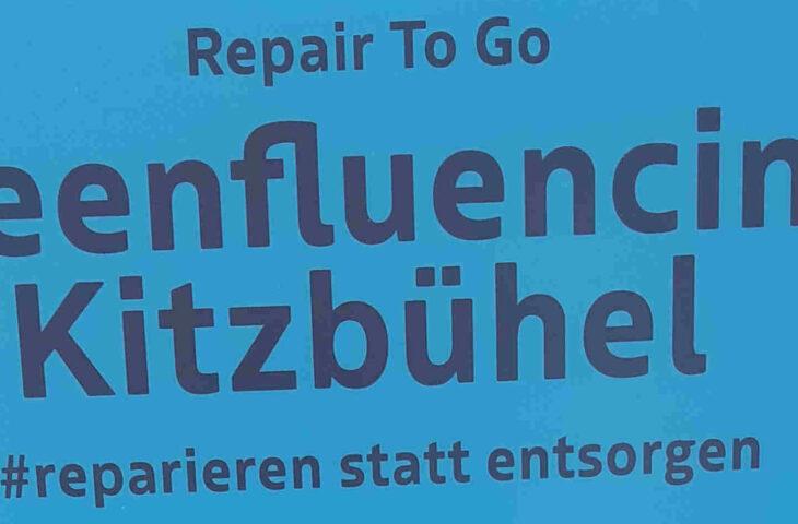 Mutiges Konzept in Kitzbühel – Repair to go durchgeführt am 10.04.2021